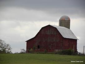 Johnson city barn oct.13